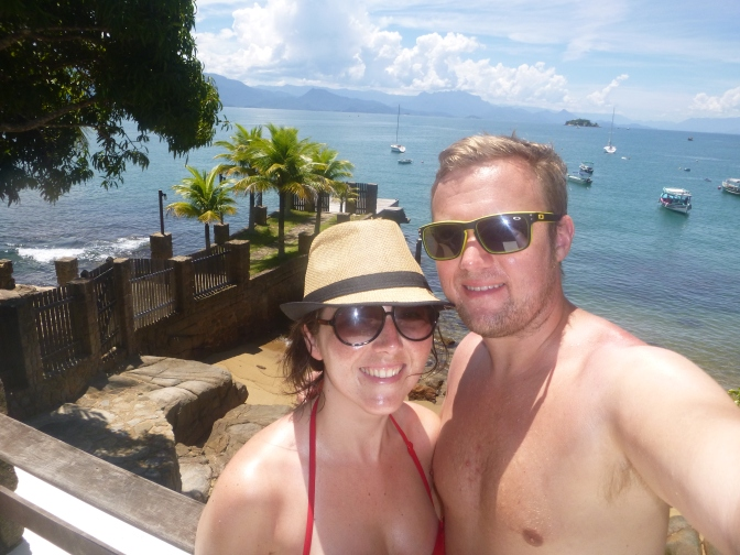 Paraty – Living next door to Mr Havaianas!