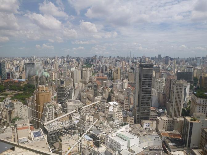 Sao Paulo & Curitiba – A tale of 2 halves!