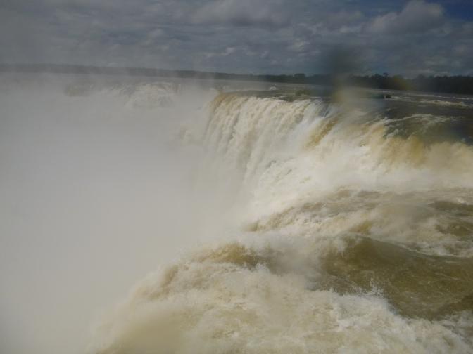 Iguazu Falls – Maradonas side
